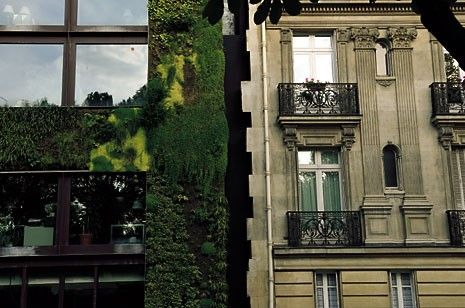 Jean Nouvel and Gilles Clément, Quai Branly, Paris