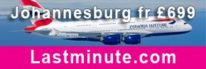 Here you can compare all major airlines and book your cheap flight tickets to Johannesburg. This is the right time to save money on flights to Johannesburg from London.