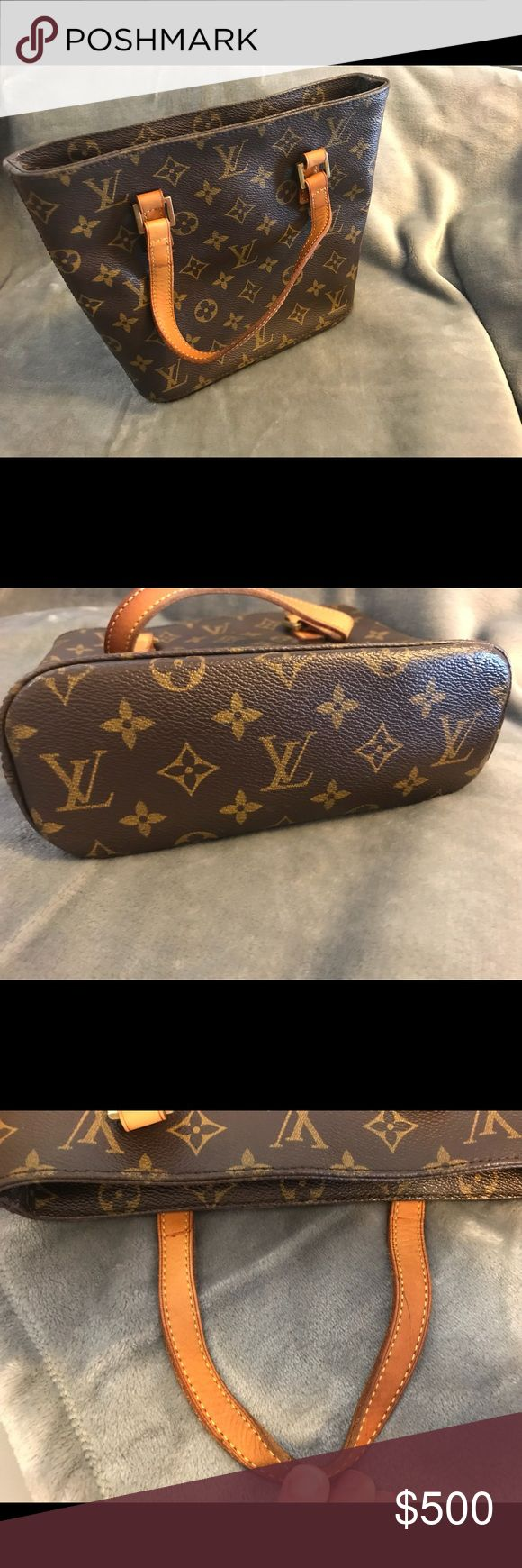 Louis Vuitton small handbag Monogram LV Vavin purse. 8 inches deep. Was purchased in 2003, used for a short period of time and has been in a closet. One owner. Louis Vuitton Bags