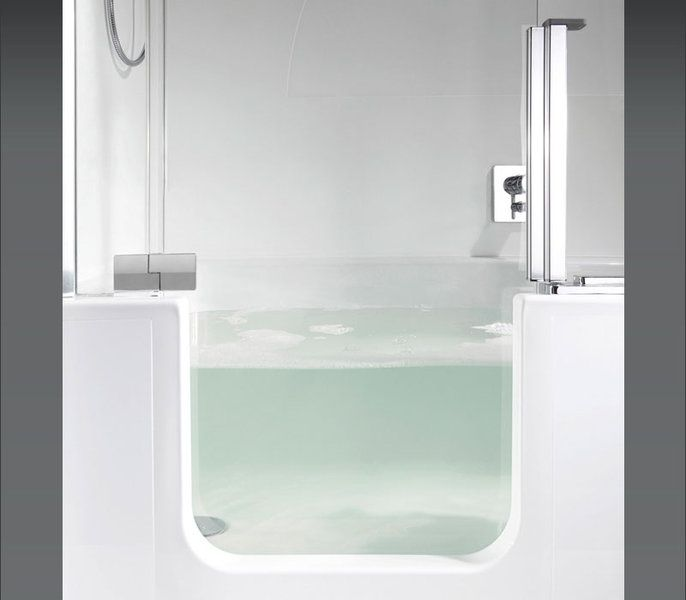 Duschbadewanne  Die besten 25+ Duschbadewanne Ideen auf Pinterest | Badewanne ...