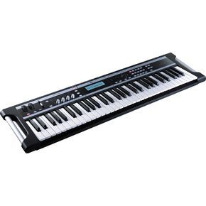 I own this one for gigs because it's so light.  My first synth was a Poly 800, then I added a Yamaha electric piano PF10, next I traded that in for a Kurtzweil....way too heavy.... In my band I ended up with the Roland JV 1000 and an Alessis (sp?). Now days I record on digital performer on my Mac with a motu interface.