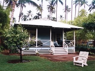 Love the old plantation style houses in Hawaii