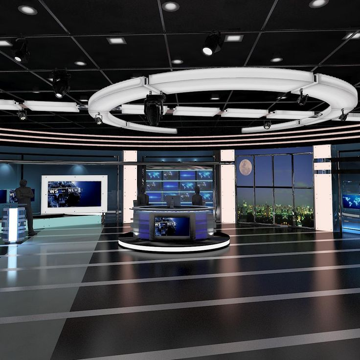 1000 Images About Tv Studio 3d Models On Pinterest