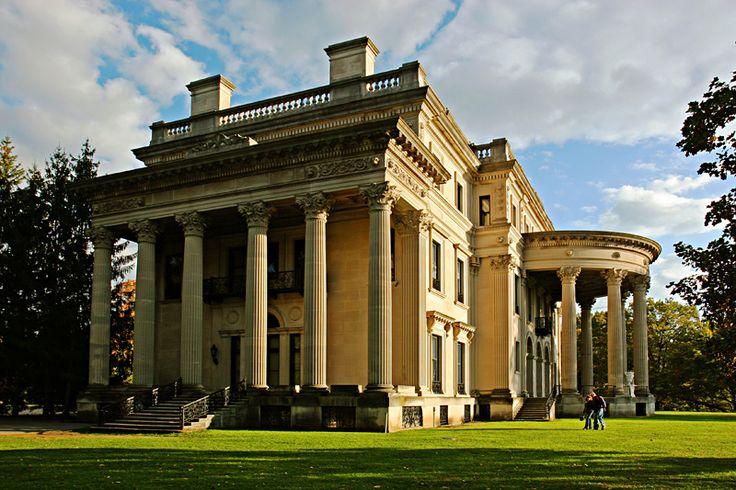 Vanderbilt Mansion, Hyde Park, NY