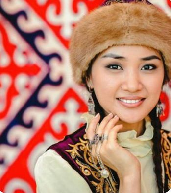 KAZAKHSTAN TURKS in what is considered Euroasia