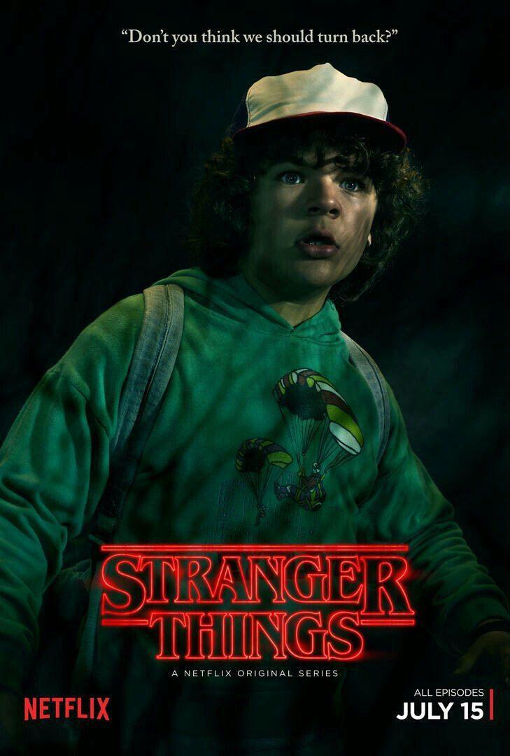 Stranger Things Gaten Matarazzo Dustin Henderson  Season 1