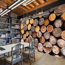 Custom elke maat 3D muurschildering wallpapers voor woonkamer, Moderne mode 2016 nieuwe foto muurschilderingen houten boom behang(China (Mainland))
