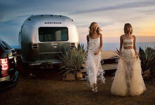 COVER: Karlie Kloss en Taylor Swift go glamping voor Vogue | I LOVE FASHION NEWS