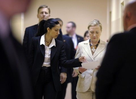 During her tenure as secretary, the foundation paid a second salary to Huma Abedin, Clinton's official personal aide, who acted as a contractor to the foundation. The inside story of how the Clintons built a $2 billion global empire - The Washington Post