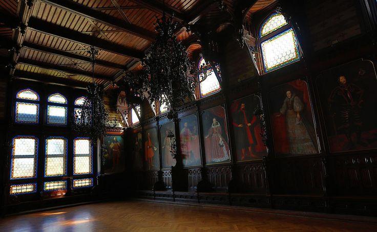 Nádasdy-kastély, Nádasdladány  Top 5 mesés kastély, ami levesz a lábadról