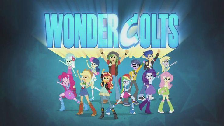 My Little Pony Equestria Girls: Friendship Games/Gallery - My Little Pony Friendship is Magic Wiki