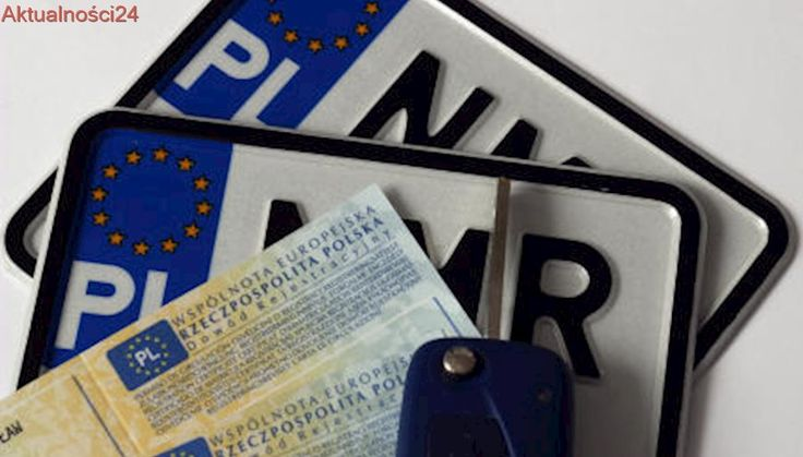 Kierowcy będą mogli montować mniejsze tablice rejestracyjne