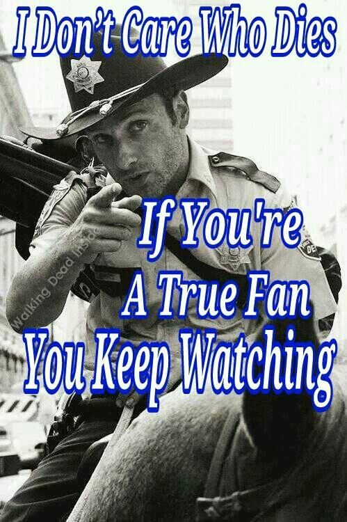 True! I have my favorites, but I keep watching because that's how much I love the show.
