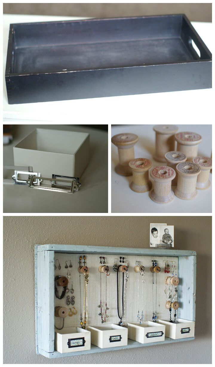 220 best Jewelry Organizers images on Pinterest