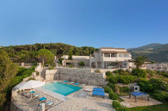Villa Kanoni In Kassiopi, Corfu | Villa Plus