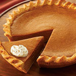 The reviews are in -- everyone is raving about this fabulously easy pumpkin pie.