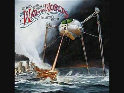 ▶ Jeff Waynes Musical version of War of the Worlds: Part 1- Eve of War - YouTube