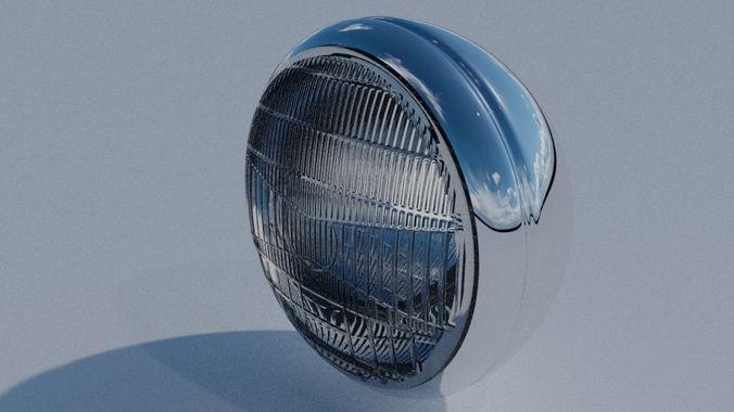 Headlamp | 3D Model