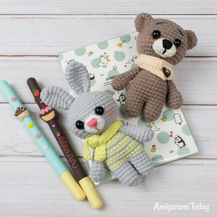 14++ Crochet animals for beginners ideas