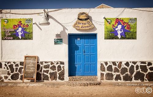 La Graciosa, Disco - Canarias