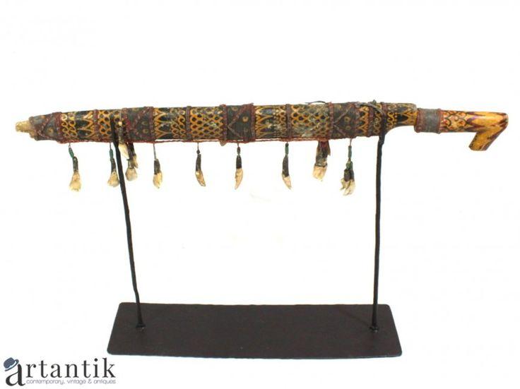 Veche sabie ceremoniala Dayaka - Indonezia