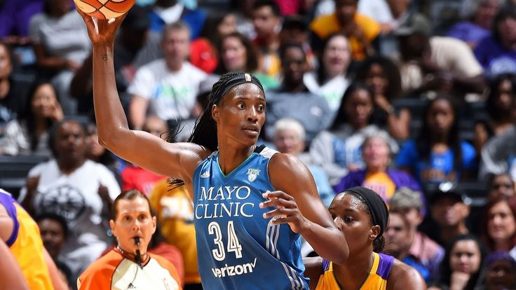 Sylvia Fowles Full WNBA Finals MVP Highlights! - WNBA News Videos