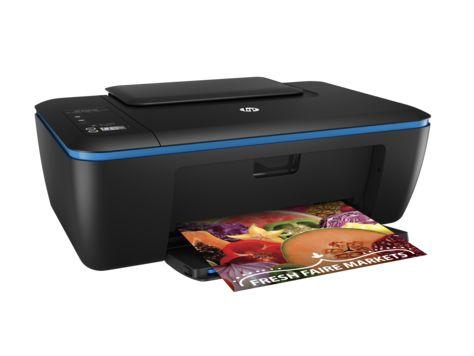 HP Deskjet 2529 print,scan,copy