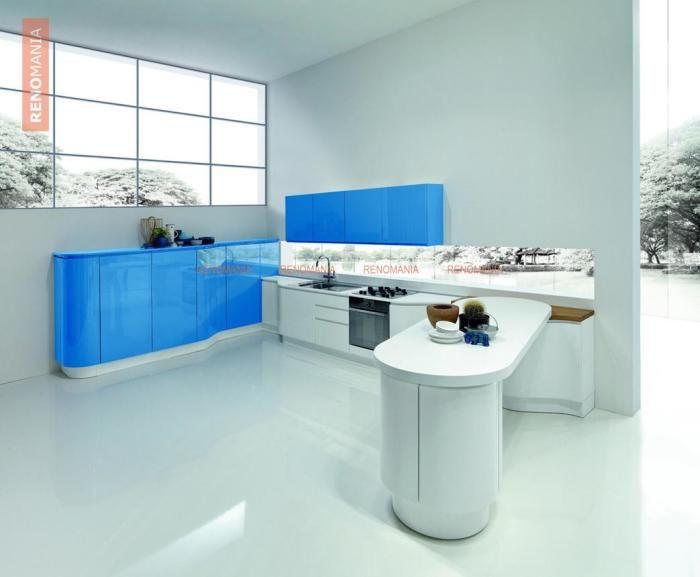 32 Best L Shaped Kitchen Images On Pinterest Kitchen Counters L Shape Kitchen And L Shaped