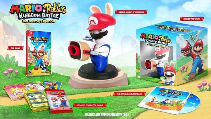 Mario Kingdom Battle Nintendo Switch