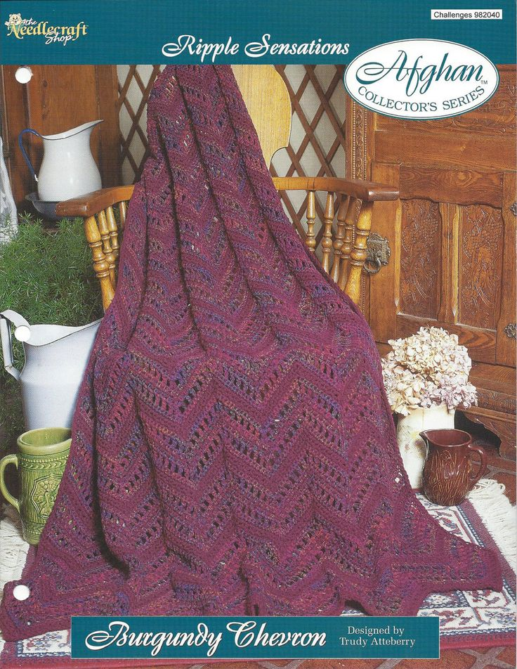 🌼 💁🏻 🌼 Em Tempo Afegão Colecionador de pelo Malha itens decorativos Criações -  /  🌼 💁🏻 🌼 Just In Time Afghan Collector's  by Knit Knacks Creations -