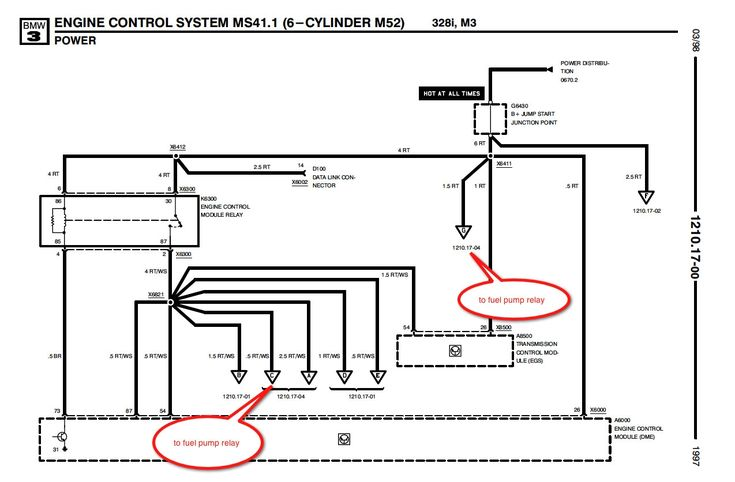 Bmw E36 Auxiliary Fan Wiring Diagram