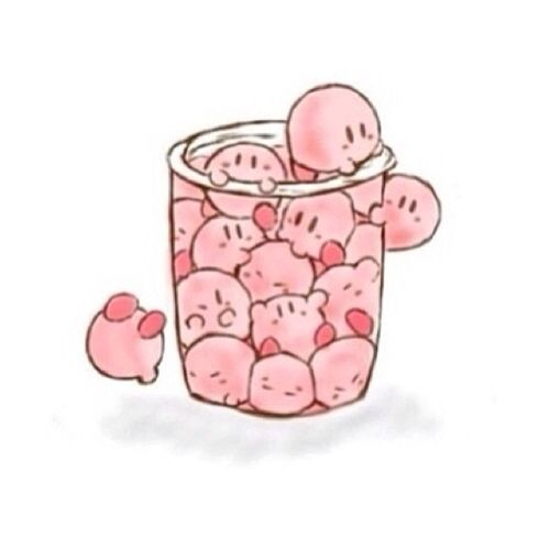 Kirby Drawing | Art | Kawaii, Kawaii art, Cute drawings