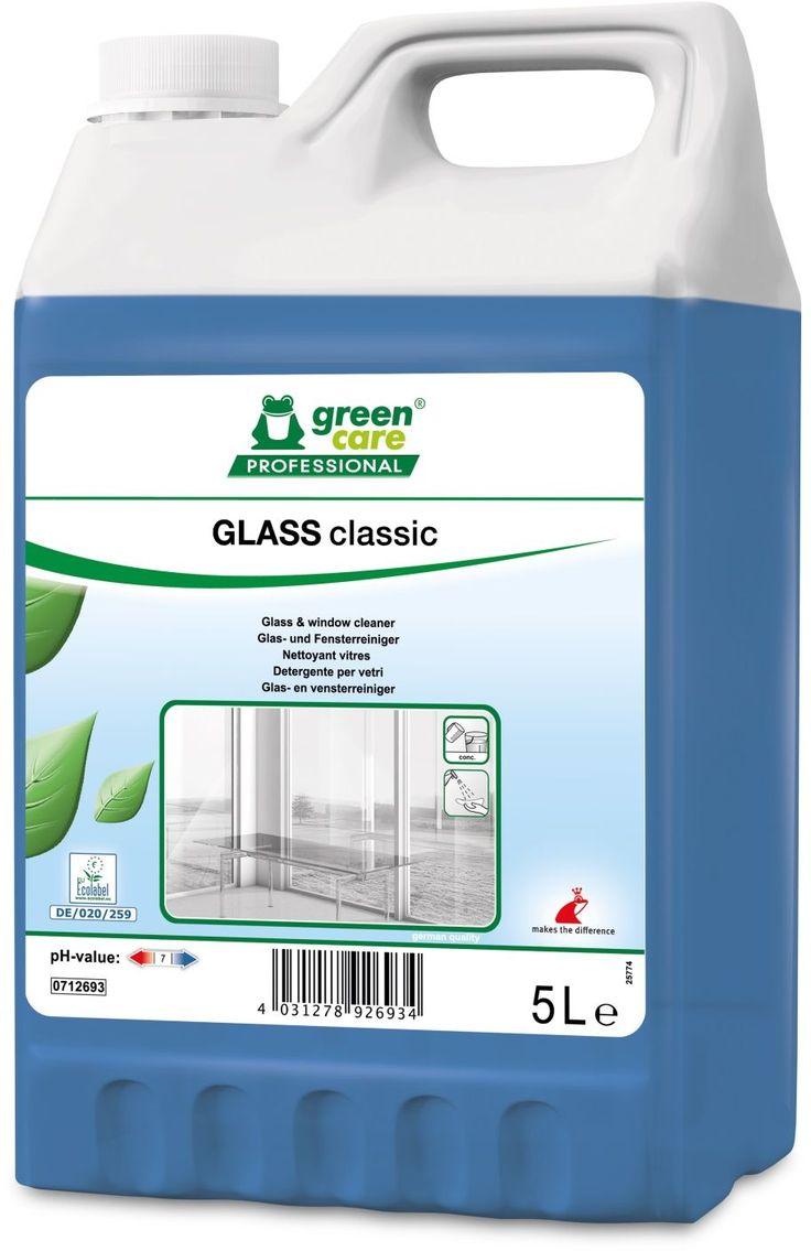 Detergent profesional pentru curatarea suprafetelor de sticla, TANA-2693