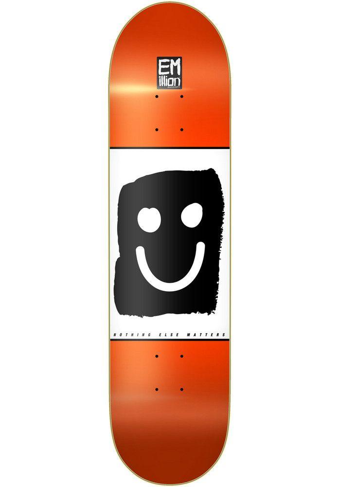 Titus DailyDeal: EMillion Nothing-Else-Matters - titus-shop.com  #Deck #Skateboard #titus #titusskateshop