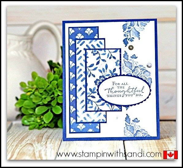Stampin Up Floral Phrases card2 by Sandi MacIver Canadian Stampin Up Demonstrator