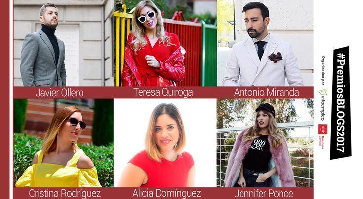 #PremiosBlogs2017: Conoce a los nominados de la categoría de moda