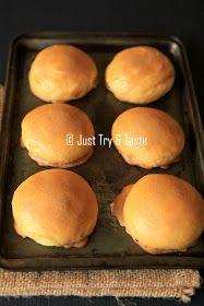 Just Try & Taste: Obsesi Roti 38 - Resep Dasar Roti Manis yang Mantap & Roti Kopi a la Roti Boy