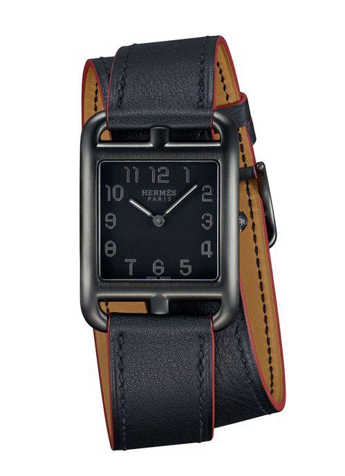 La montre Cape Cod Shadow d'Hermès
