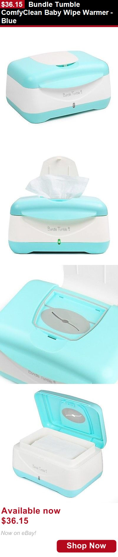 Baby Wipe Warmers: Bundle Tumble Comfyclean Baby Wipe Warmer - Blue BUY IT NOW ONLY: $36.15