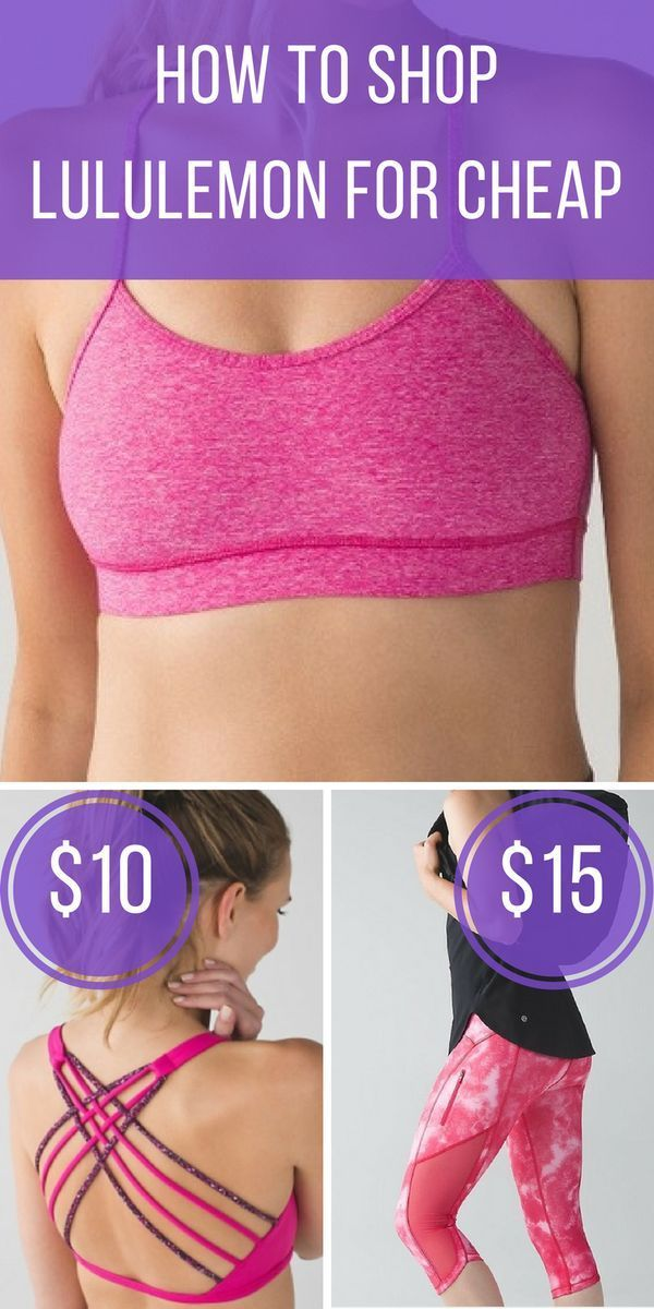 Love Lululemon but on a budget? Now you can shop all your favorite workout gear from Lululemon, Athleta, Nike, and more at up to 70% off. Tap to download the FREE app now.