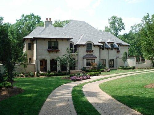 "georgianadesign: ""Rufty Custom Built Homes and Remodeling, Raleigh, NC. """