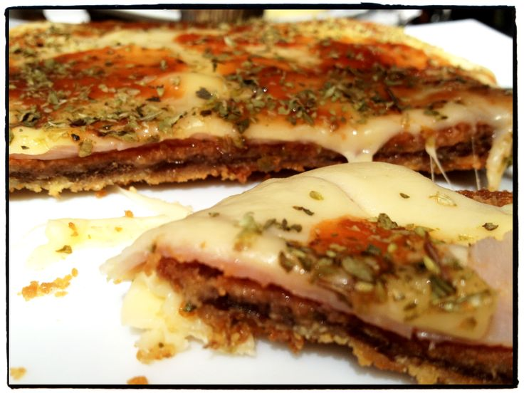 Beef Milanese  #BuenosAires #Argentina #food