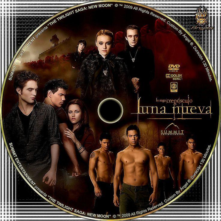 La saga crepúsculo LUNA NUEVA V1 | por Anyma 2000