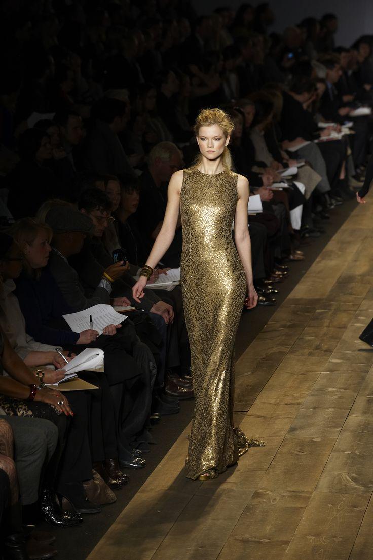 Michael Kors / 2010: Fashion Models, Gold Dresses, Michael Kors, Fashion Design, Fashion New Old, Fashion Fall, Kors Models, Dailylif Fashion, Culture Fashion