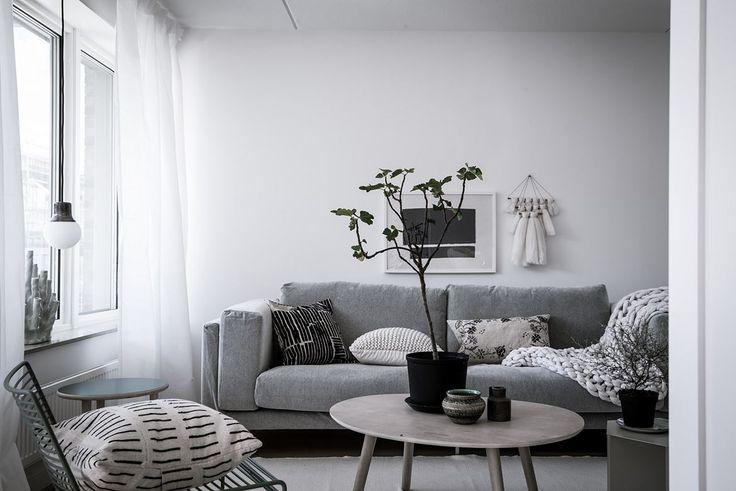 Scandinavian livingroom