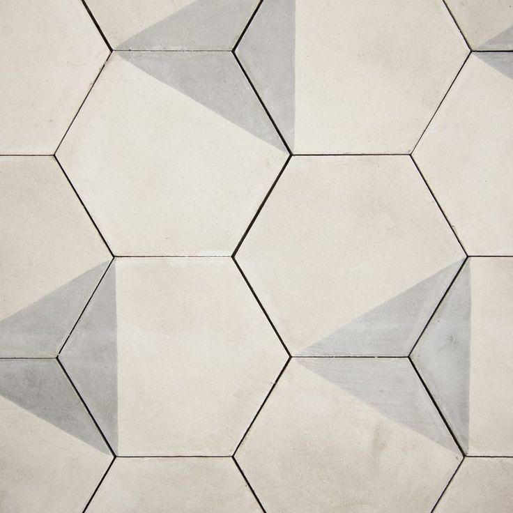 marrakech design cement tiles | casa tiles in milk/dove