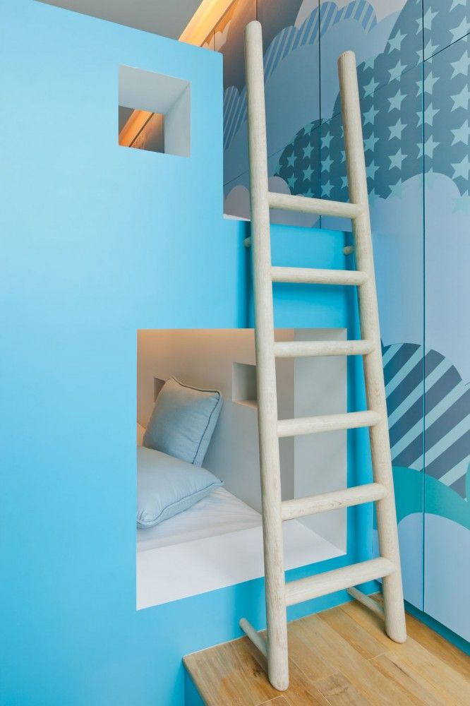1170 Best Images About Kids' Rooms: Bunk Beds + Built-Ins