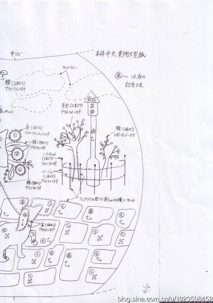 [转载]yuyu分享——韩网遛狗女孩图纸