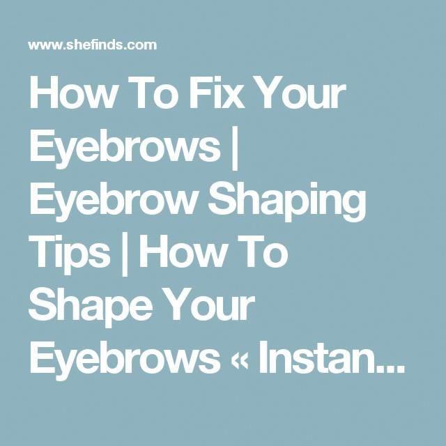 Eyebrow Makeup Set | Eyebrow Design | Eyebrow Arch…