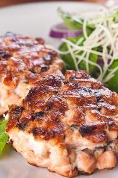 Weight Watchers Friendly Southern Fried Salmon Patties Recipe - 6 WW SmartPoints